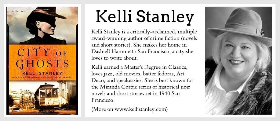 Kelli Stanley Bio